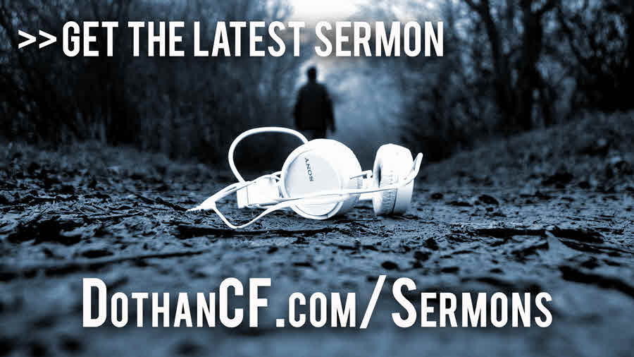 Get the latest sermon