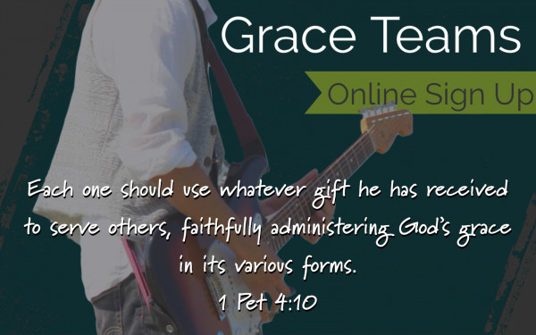 Grace Team Sign up