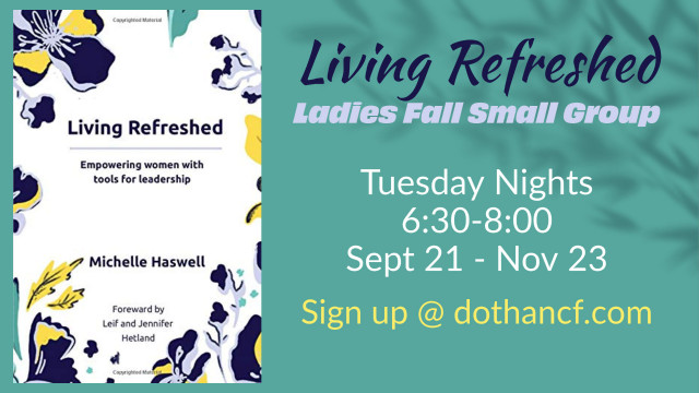 Ladies Fall Small Group